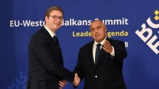 Вучич: Сръбският участък от Турски поток ще бъде завършен в най-близко време