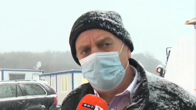 Шефът на Областното пътно управление - София разкри каква е обстановката по пътищата