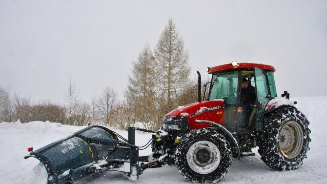 Кметът на Русе докладва каква е обстановка след снеговалежите