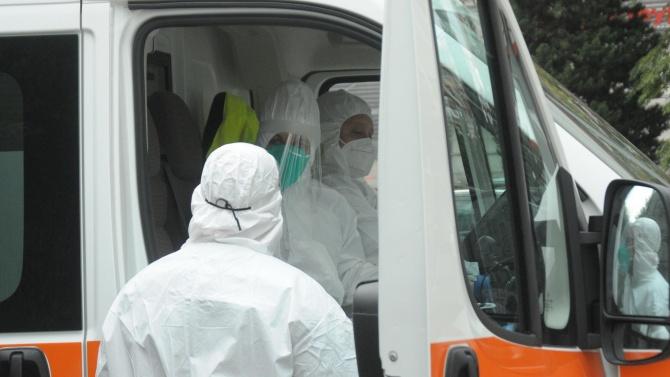 COVID-19 уби шофьор на линейка от столичната Спешна помощ
