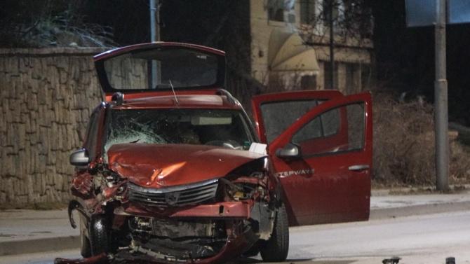 9 души са ранени при катастрофи само за денонощие