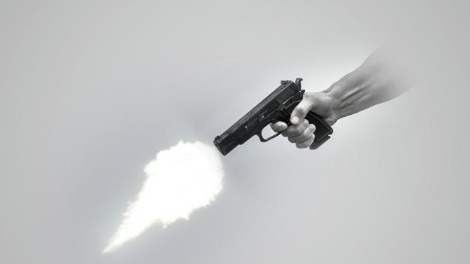 Трима се сбиха в Пирдоп, единият стреля с пистолет