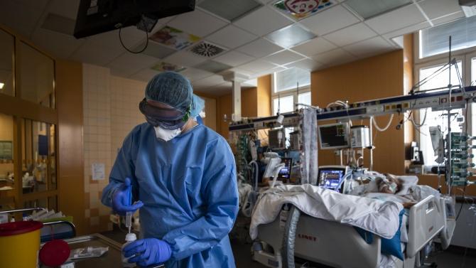 Рекордни 74 смъртни случая от коронавирус в Хърватия