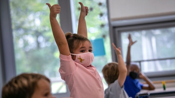 Детска градина в Добрич вече приема деца на медици