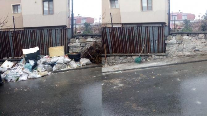 Почистено е поредното нерегламентирано замърсяване в Асеновград