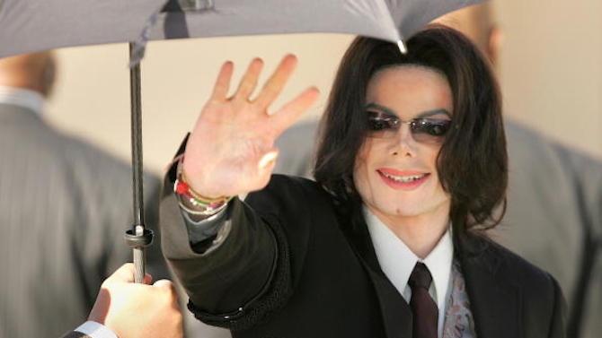 Майкъл Джексън Майкъл Джоузеф Джаксън (Michael Jackson) е роден в