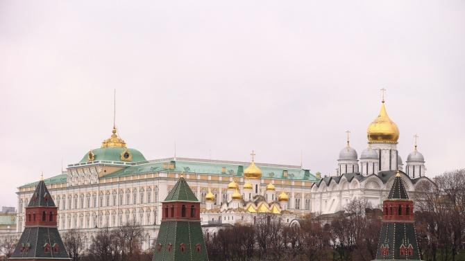 Смърт в Кремъл