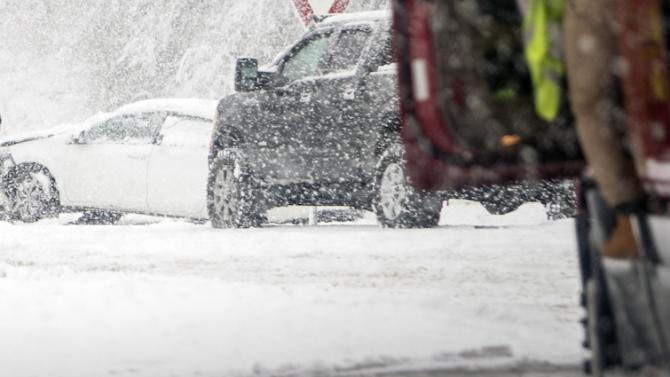 Тежка катастрофа на пътя Русе-Бяла, има ранени