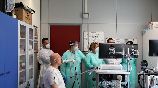 COVID отделението на Военна болница - Сливен се нуждае спешно от кислородни концентратори