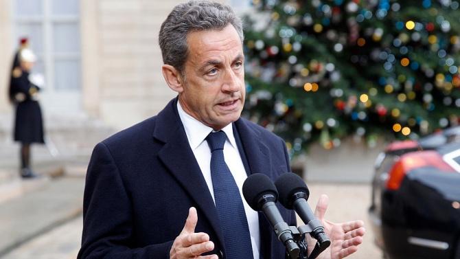 Бившият френски президент Никола Саркози  Никола Саркози - Политик