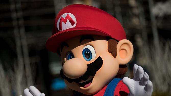 Super Mario се завръща