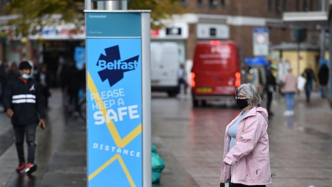 В Ирландия влиза в сила постепенна отмяна на карантината