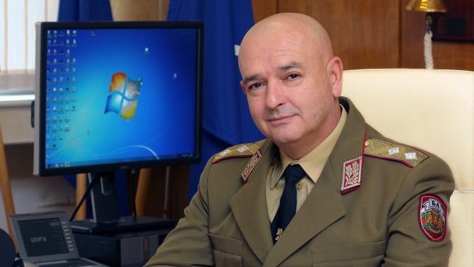 Ген. Мутафчийски с важно послание по случай 129 г. от създаването на ВМА