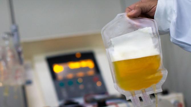 Дарители събраха над 55 000 лева за лабораторията за кръвна плазма в Плевен