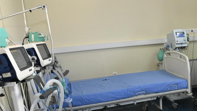 """Увеличиха интензивните легла за лечение на COVID-19 в МБАЛ """"Св. Пантелеймон"""" в Ямбол"""