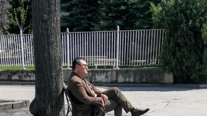 Славчо Атанасов е с COVID-19