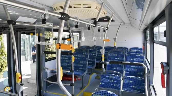 35 % спад на пътниците в градския транспорт на Пловдив