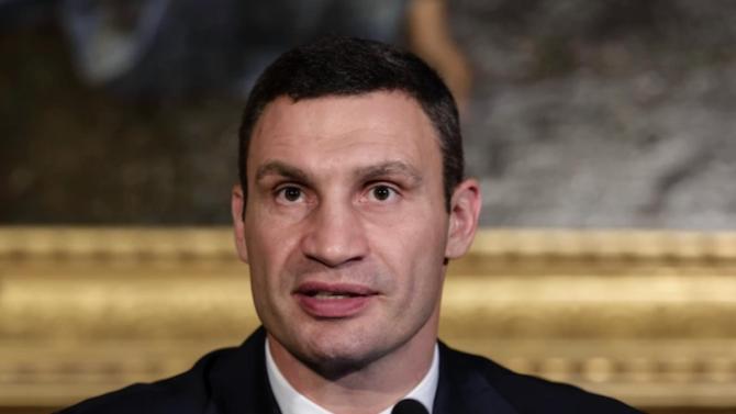 Виталий Кличко положи клетва като кмет на Киев за трети път