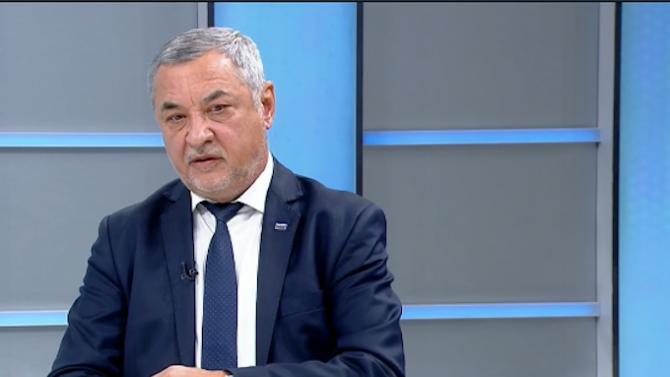 Валери Симеонов: Категорично има риск от водна криза в Бургас