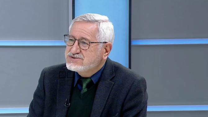 Ангел Димитров за отношенията между България и С. Македония: Противоречията не са създадени от историците