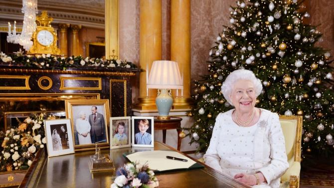 Британската кралица ще посрещне Коледа в замъка Уиндзор