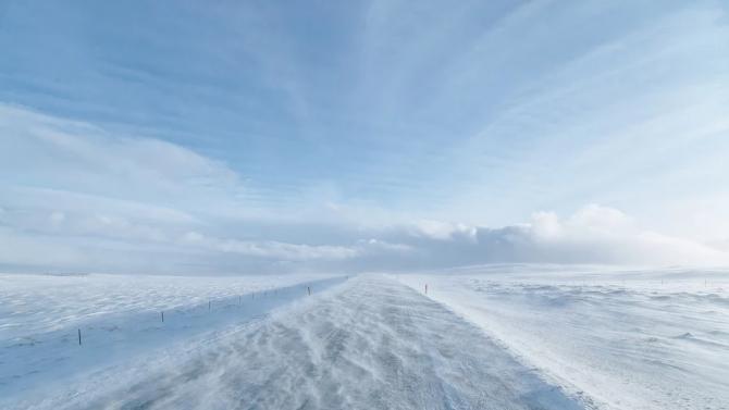Шофьор на камион остави 56 мигранти в снега край път в Германия