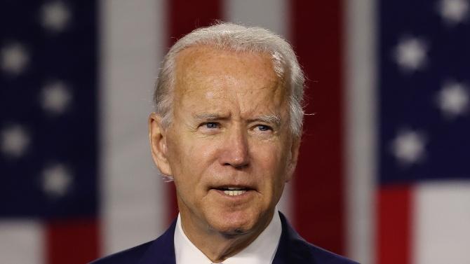Избраният на президент на САЩ Джо Байдън призоваамериканския Конгрес да