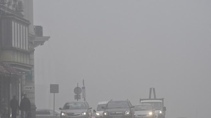 Отново мръсен въздух в София