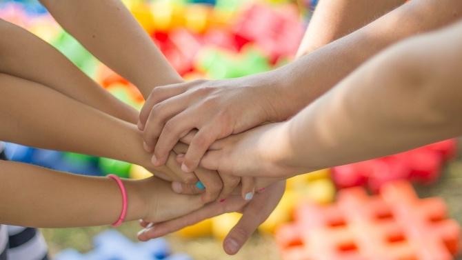 Деца с благородна инициатива в Хасково