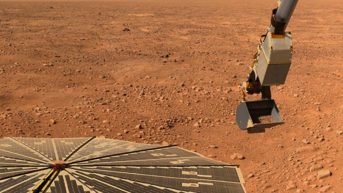 Илон Мъск прогнозира, че човек може да стъпи на Марс след шест години