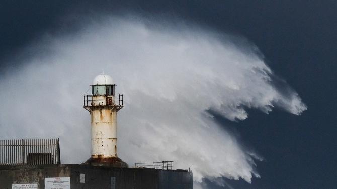 Яка буря удари Сидни