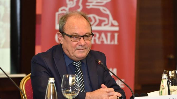 Председателят на БАН с европейски пост