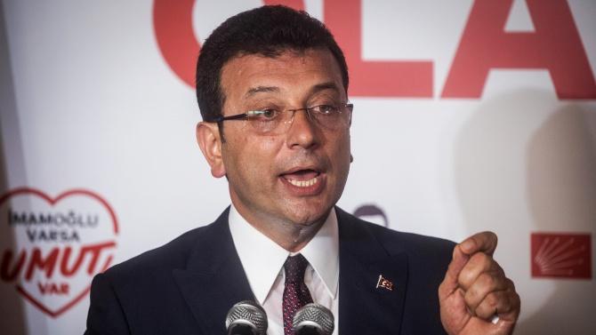 Спасиха от покушение кмета на Истанбул в последния момент