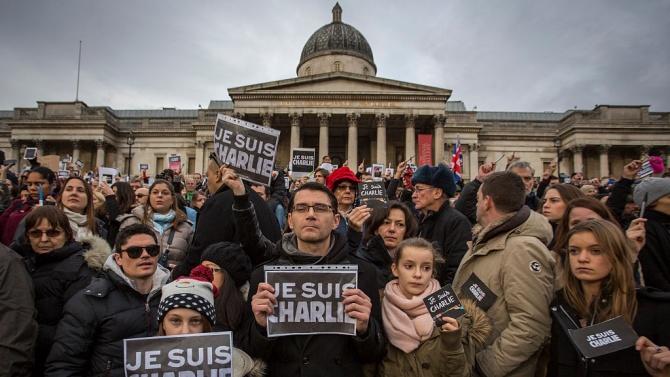 """Процесът за атаката срещу """"Шарли ебдо"""" отново в съда"""
