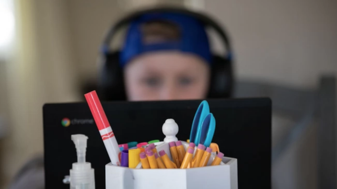 Родители на ученици със зрителни нарушения сигнализират, че децата им