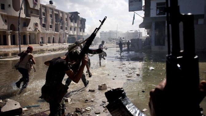 Високопоставен служител на ООН за Либия заяви днес, че в