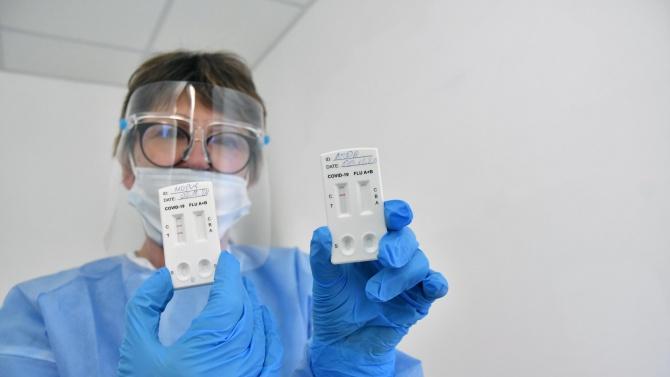 Защо хората с положителен антигенен тест нямат право на направление за PCR?