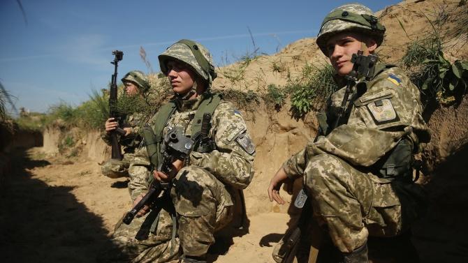 Украйна и страните от НАТО ще си сътрудничат по-активно в