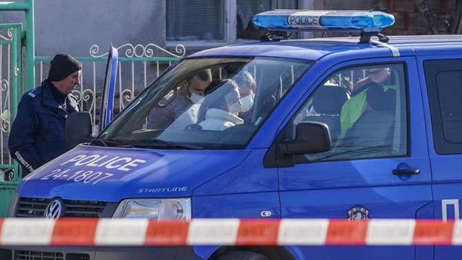 Прокуратурата погна случая с убийството и самоубийството между братя в Пловдив