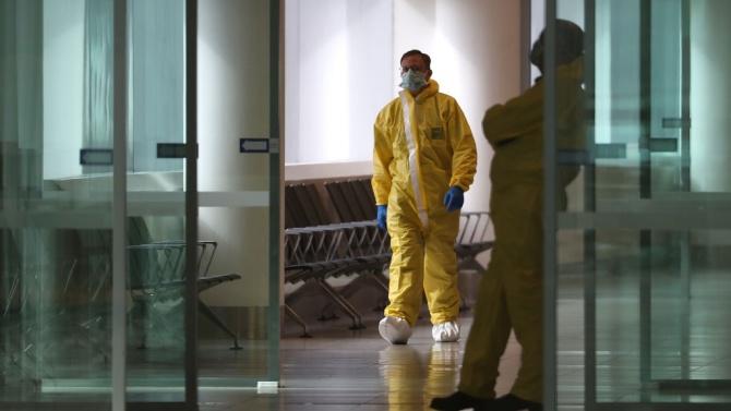 Затвориха болницата в Перник за две седмици