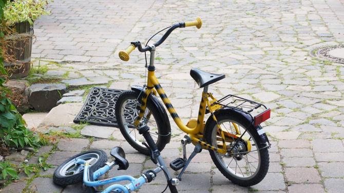 Разкриха извършител на кражба на детски велосипед