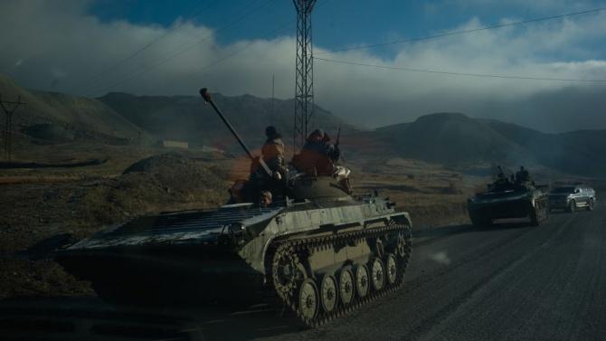 2783 азерски войници са загинали в конфликта в Нагорни Карабах