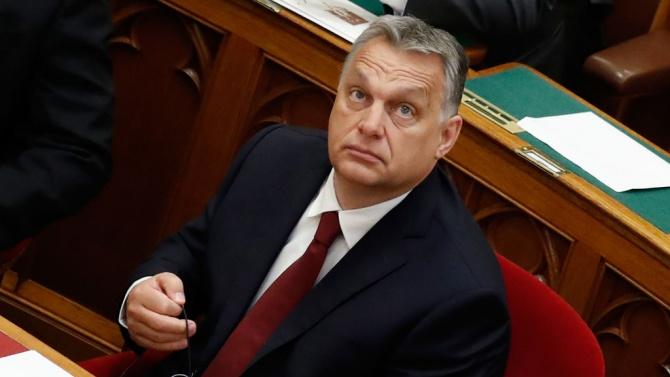 Разюзданата гей сбирка отслабва позициите на Виктор Орбан