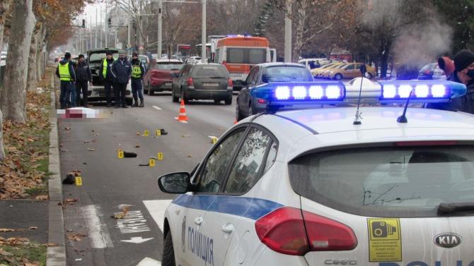 Пешеходка загина след жесток удар от кола в Русе