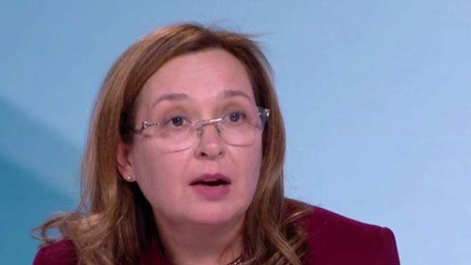 Зорница Русинова: Нуждаем се от обединяване, за да излезем заедно от кризата