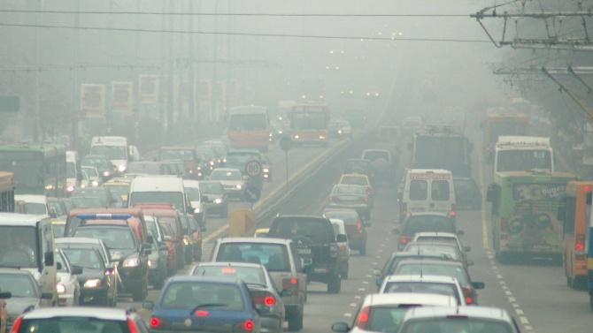 София ли е градът с най-мръсен въздух?