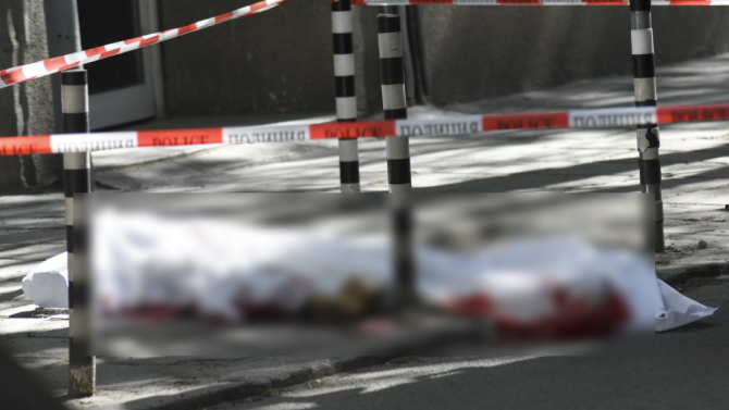 Откриха труп на мъж в двора на бивше училище в Кюстендил