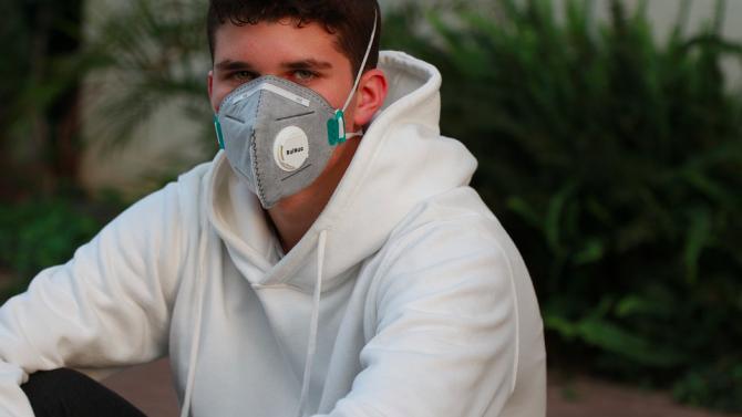 Специалист разкри основния недостатък на маските с клапа