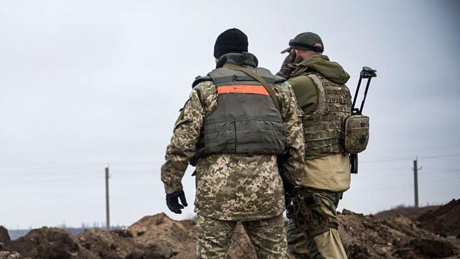 Застреляха човек на руско-украинската граница