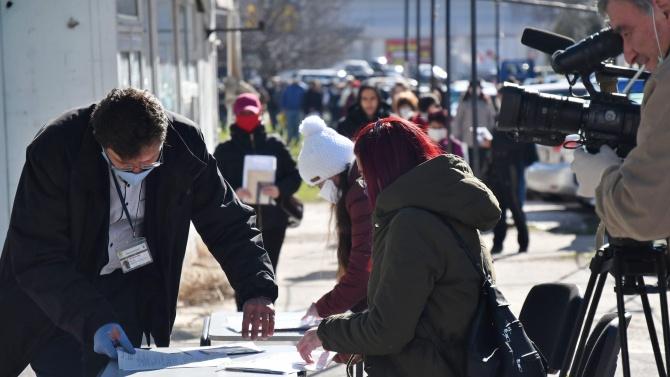 Шестима безработни се конкурират за едно свободно работно място